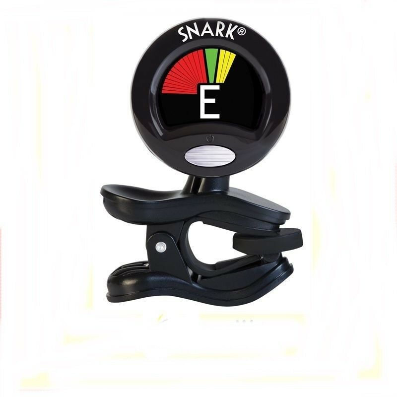SNARK Sn5 x CLIP ON CHROMATIC ACOUSTIC ELECTRIC GUITAR BASS UKULELE BANJO TUNER