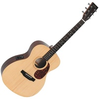 Sigma 000ME Acoustic / Electric Guitar Spruce / Mahogany