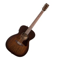 Art & Lutherie Legacy Acoustic / Electric Guitar - Bourbon Burst QIT