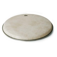 "Elite  Banjo Head, 11"" high crown calfskin look without shrinkage."