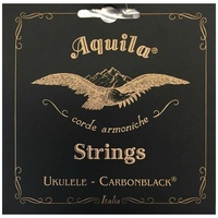 Aquila 140U Thunderblack Bass Ukulele Strings - Set