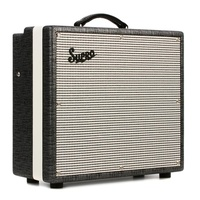 "Supro 1696RT Black Magick Reverb 25-watt 1x12"" Tube Combo 2-channel Amp"