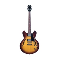 Heritage Standard H-535 Semi-Hollow Electric Guitar with Case Sunburst