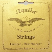 Aquila 19U 8-String Tenor AQU19U Ukulele Nylgut Strings Set GgCcEEAA