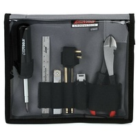 CruzTOOLS GrooveTech Bass Player Tech Kit Bass Player Tool Kit with Hex Keys,