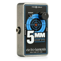 Electro-Harmonix 5MM 2.5-watt Power Amp Pedal - Guitar Effects Pedal