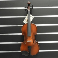 Gliga Violin 4/4  Gliga 3 Outfit Antique Finish Outfit Setup  Made in Europe New