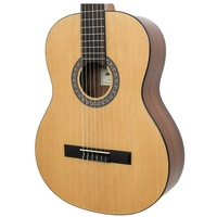 Admira Alba 1/2 Size Classical Guitar ADM050 Oregon Top Nylon String Guitar