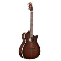 ALVAREZ ARTIST AGW77CEAR Grand Auditorium Acoustic Electric Guitar w/- Cutaway