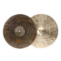 Meinl Cymbals Byzance Extra Dry Medium Thin Hi-hat Cymbals Pair - 16""