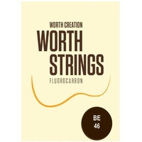 Worth Creation Soprano / concert Extra Ukulele Strings Brown Fluorocarbon BM-E