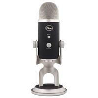 Blue Yeti Pro Studio USB and XLR Recording Microphone With Sudio one software
