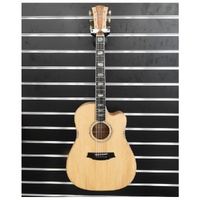 Cole Clark Fat Lady CCFL3EC-COLB Cedar of Lebanon Acoustic/Electric Guitar