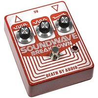 Death by Audio Soundwave Breakdown Fuzz/Distortion Guitar Effects Pedal
