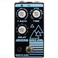 Death By Audio Micro Dream Delay Guitar Effects Pedal