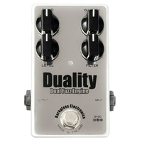 Darkglass Electronics Core Series Duality - Dual Fuzz Engine Effects Pedal