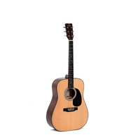 Sigma DM-1 Acoustic Guitar w/ Solid Sitka Spruce Top