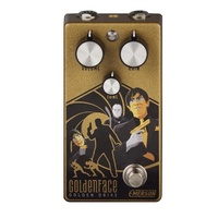 Emerson Custom Goldenface Overdrive Guitar Effects Pedal