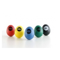 Meinl Percussion 5 x Egg Shakers Mixed colours -  Crystal Clear Sound