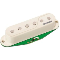 Fishman Fluence Single Width Multi Voice Pickup for Strat - White