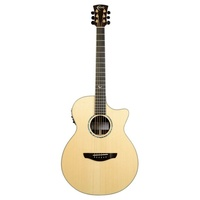 Faith FVHG - HiGloss Venus Cutaway Acoustic / Electric Guitar Solid wood w/ case