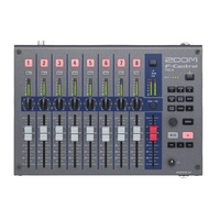 Zoom FRC-8 Mixin Surface for F8 and F4 Recorders