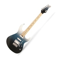 Cort G280DX NN -  Electric Guitar Nordic Night Flamed Maple Top