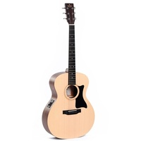 Sigma GME SE Series Grand OM Acoustic / Electric Guitar