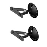 2 x Ultimate Support GS-10W Genesis Series Guitar Wall Hanger EOFY Sale Price