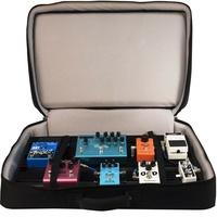 Ultimate Support GSP-500 Genesis Series Pedalboard + Hybrid Soft Case Sale Price