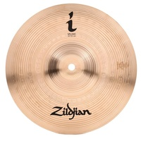 "Zildjian 10"" I Series Splash Cymbal B8 Bronze with Traditional Finish ILH10S"