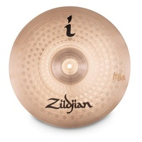 "Zildjian 14"" I Series Crash Cymbal B80 Bronze - Traditional Finish"