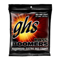 GHS L3045  Boomers, Nickel-Plated Electric Bass Strings, Long Scale 40 - 95
