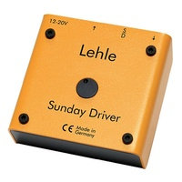 Lehle Sunday Driver Buffer and Booster Effects Pedal EOFY Sale 1 Only