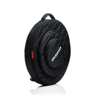 MONO Cases  M80 Cymbal Case Black 24 in.  M80-CY24-BLK