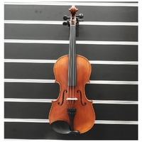 Sandner Violin Master Series MA-2  4/4 Outfit Oil Varnished Aubert Bridge