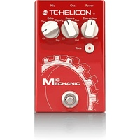 TC Helicon VoiceTone Mic Mechanic 2 Vocal Effects