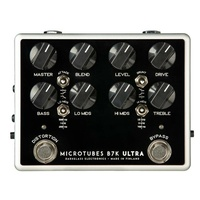 Darkglass Microtubes B7K Ultra V2 Bass Preamp Pedal with Aux In