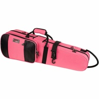 Protec MX044FX 4/4 Violin Shaped MAX Case, Fuchsia
