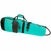 Protec MX044FX 4/4 Violin Shaped MAX Case, Mint with Dhoulder straps