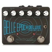 Catalinbread Belle Epoch Deluxe Tape Echo Emulation Guitar Effects Pedal