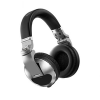 Pioneer DJ HDJ-X10 Flagship Professional Over-Ear DJ Headphones (Silver)