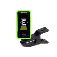 Planet Waves Eclipse Clip-On Tuner - Green  PLW-PW-CT-17GN