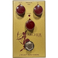 J. Rockett Audio Designs Archer Ikon Overdrive and Boost Guitar Effect Pedal