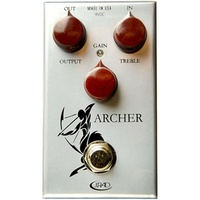 J. Rockett Designs Archer Overdrive and Boost Guitar Effects Pedal