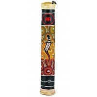 "Meinl Percussion RS1BK-S 16"" Small Bamboo Rain Stick with Sustaining Trickle Eff"