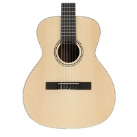 Alvarez RS26N Student Nylon Acoustic Guitar - Natural with Gig Bag Solid Top