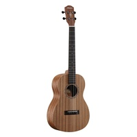 Alvarez Regent RU22BE Mahogany Baritone Acoustic/Electric Ukulele Aquila Strings