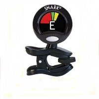 Snark SN-5X Clip on Tuner Acoustic Electric Guitar Bass Uke Banjo New fast model