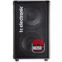 "TC Electronic BG250-208 Bass Amp 2x8"" Combo Amplifier Second C/w Warranty"